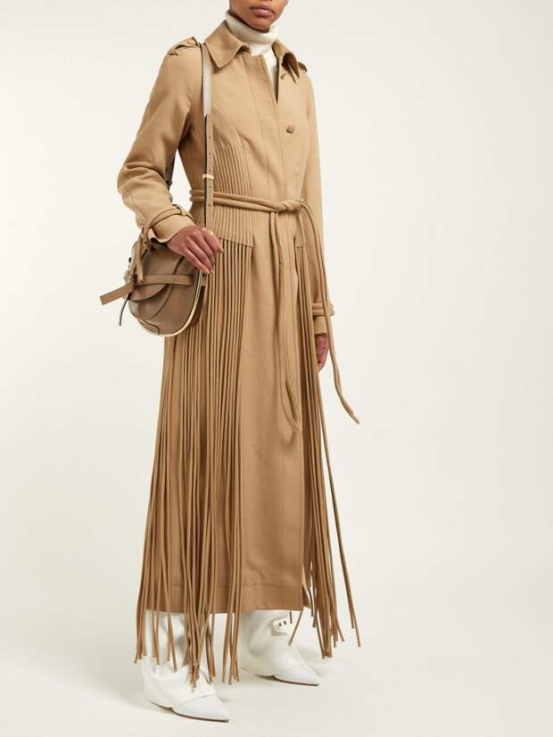 Пальто со шнурами Gabriela Hearst