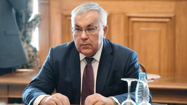 Вершинин провёл переговоры с гендиректором МИД Израиля