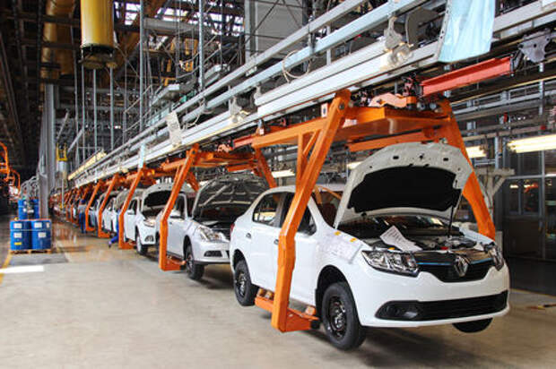 Автопроизводителей оценят по баллам - инициатива Минпромторга