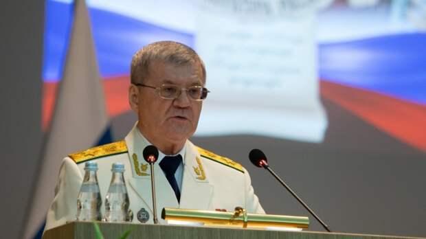 Путин продлил срок госслужбы полпреду в СКФО Чайке до 2022 года