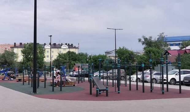 ВОренбуржье возле школ построят 13 новых спортивных площадок