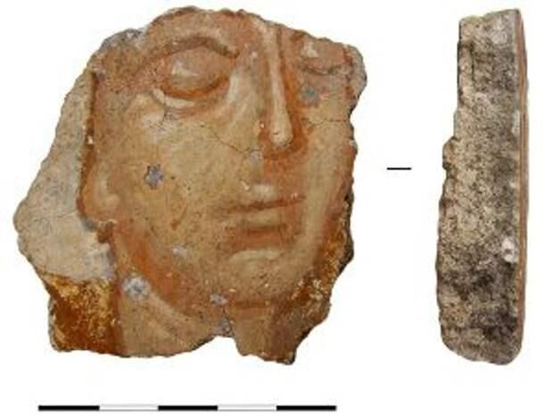 В Твери археологи обнаружили уникальную фреску, созданную в XIII веке