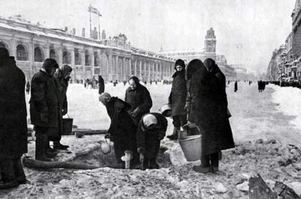 Что ждало Ленинград в случае сдачи немцам?