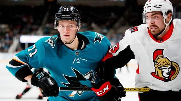 Николай Кныжов набрал 1-е очко в НХЛ: видео