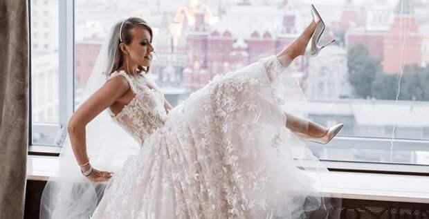 Эммануил Виторган прокомментировал свадебный танец Ксении Собчак