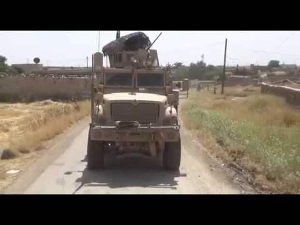 Американцы рискнули подрезать русских в Сирии