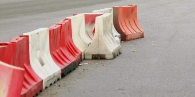На Старомарьинском шоссе залатали провал в дорожном покрытии – «Жилищник»