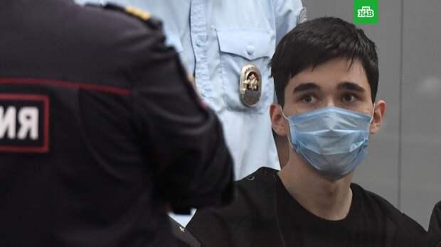 Напавшего на казанскую гимназию отправили в одиночную камеру с видеонаблюдением