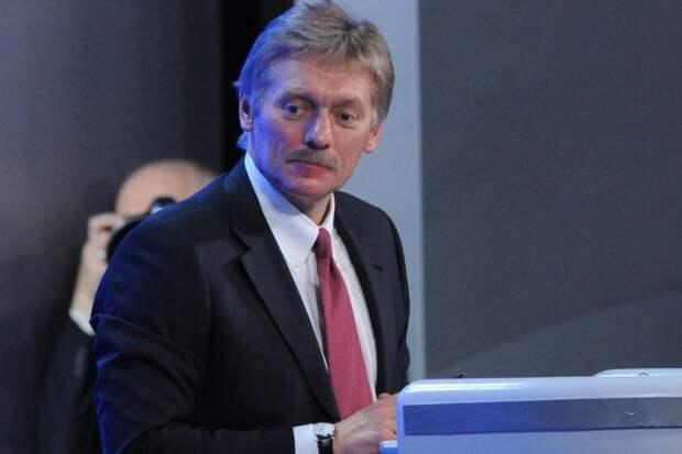 Песков назвал невозможной работу Петрова и Боширова в Кремле
