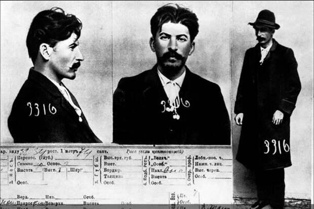 Кем был Сталин до революции