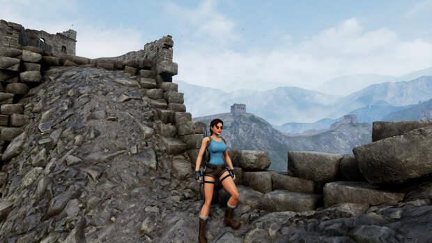 В Tomb Raider 2 на движке UE4 уже можно поиграть