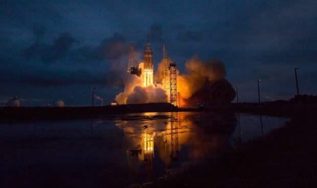 США назвали сроки запуска ракеты Delta IV с военным спутником