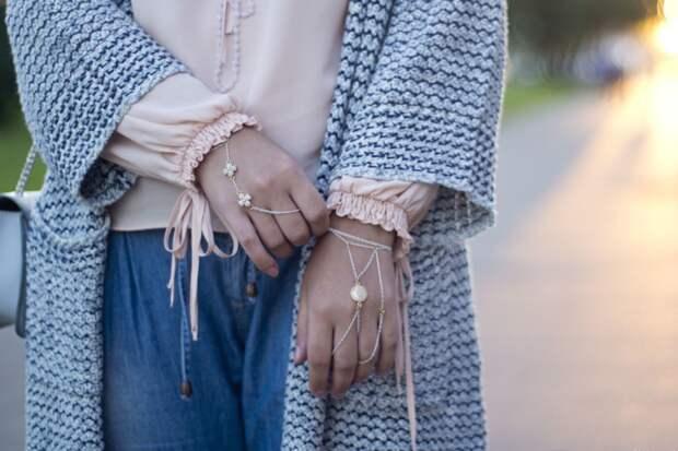 Слейв-браслеты. С чем носить тренд 2021